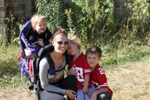 Spotlight on Moms, From Your Trainers – Erica