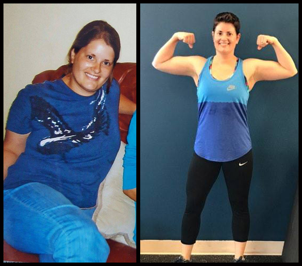 I feel free; no longer a slave to my old health and my old body…