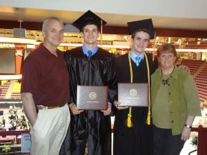 Keith_UofM_Graduation